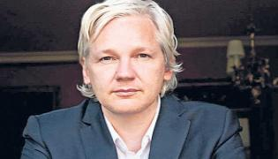 Andrea Witchek Article On Wikileaks Founder Julian Assange - Sakshi
