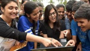Telangana Inter 1st, 2nd Year Results 2019 Released  - Sakshi