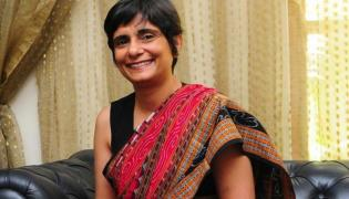 First Indian woman scientist in London Royal Society - Sakshi