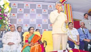 Voting Percentage Increased By My Call Says Chandrababu - Sakshi