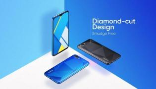 Realme C2  a big battery Budget price - Sakshi