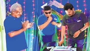 Tamil film directors celebrate Shankar's 25 years in the industry  - Sakshi