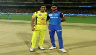 Chennai Super Kings Vs Delhi Capitals - Sakshi