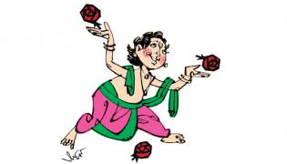 Story On Ballari Raghava In Sakshi Sahityam
