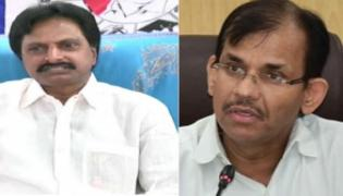 YSRCP Leader Gautam Reddy Complaint On TDP Counting Agents - Sakshi