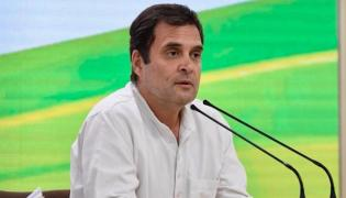 Rahul gandhi Not To Attend The Opposition Parties Meeting In Delhi - Sakshi