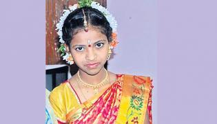 Girl Child Missing in hyderabad - Sakshi
