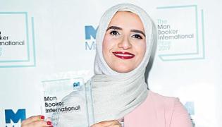 Omani author Jokha Alharthi wins Man Booker International Prize - Sakshi