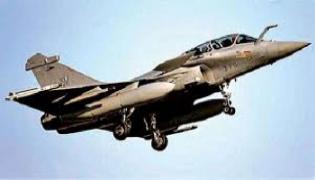 Attempted break-in at IAF's Paris office handling Rafale procurement - Sakshi
