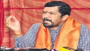 Posani Krishna Murali Comments On AP Election Results - Sakshi