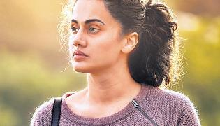 thapsee new movie game over released on june 14 - Sakshi