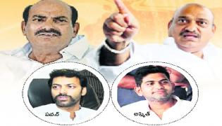 JC Brothers Sons Loss in Anantapur - Sakshi