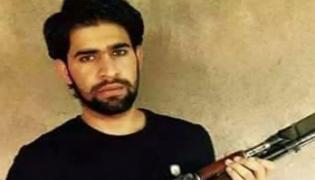 Zakir Musa killed in South Kashmir encounter - Sakshi