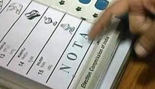Many Votes For NOTA In 2019 election - Sakshi