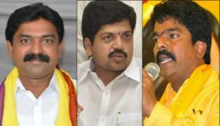 Vijayawada Central Given Shock to Bonda Umamaheswara Rao - Sakshi