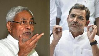 Two RSLP MLAs Join JD(U) - Sakshi