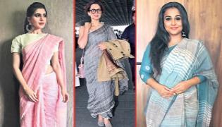 Linen Fabric Fashion Industry - Sakshi