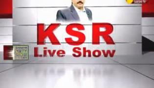 KSR Live Show 4th May 2019 - Sakshi