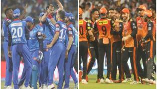 Delhi Capitals Beat Sunrisers Hyderabad in Eliminator - Sakshi