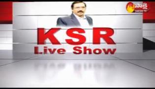 KSR Live Show 11th June 2019 - Sakshi