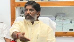 Bhatti Vikramarka Fires On TRS Government - Sakshi