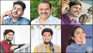 Telugu Young Singers Story On Occasion Of World Music Day  - Sakshi