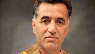Lt Gen Faiz Hameed Named New ISI Chief - Sakshi