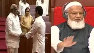 AP CM YS Jagan Went To AP Legislative Council - Sakshi
