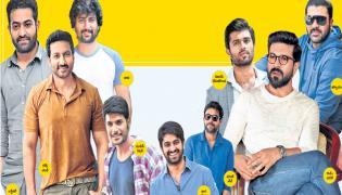 Telugu Heros Injured While Shooting - Sakshi
