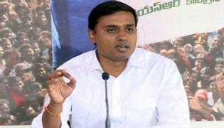 Mithun Reddy Comments At NewsX Channel Debate - Sakshi