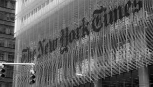 New York Times Says Goodbye to Political Cartoon - Sakshi