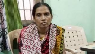 A Woman Poured Petrol On Her Brotherinlaw In Vijayawada - Sakshi