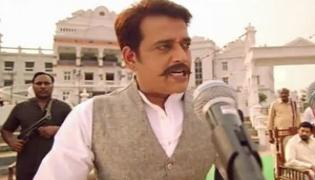 Actor Ravi Kishan Takes Oath As MP Goes Viral - Sakshi