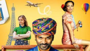 Dhanush Movie The Extraordinary Journey Of The Fakir Gets Standing Ovation In Canada - Sakshi
