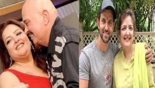 Sunaina Roshan Says Rakesh Roshan Slapped Her Over Her Relationship With Muslim Guy - Sakshi