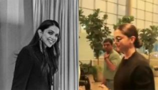 Deepika Padukone's Response On Asked for Her ID By Airport Security - Sakshi