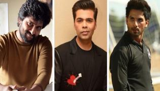 Karan Johar to remake Nani-starrer Jersey with Shahid Kapoor  - Sakshi