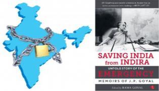 June 25, 1975: A former PM Indira Gandhi imposed emergency in India - Sakshi