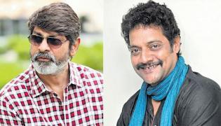 Jagapathi Babu, Ravi Shankar dub for The Lion King - Sakshi