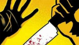 Rowdy Sheeter Uma Yadav Murdered In Mangalagiri  - Sakshi