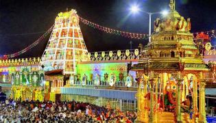 Special Worships In Tirumala Balaji Temple Chittoor - Sakshi