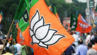 BJP issues Whip to its MPs in Lok Sabha - Sakshi