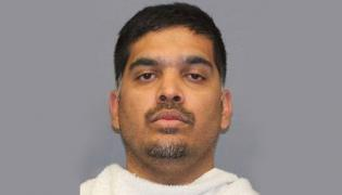 Sherin Mathews Death Case Foster Father Gets Life In Jail - Sakshi
