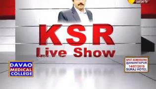 KSR Live Show on 12th July 2019
