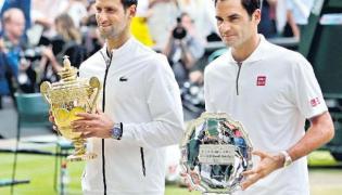 Novak Djokovic Beats Roger Federer In Longest Wimbledon Final