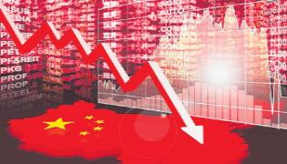 China GDP growth slows to 6.2 Persant in second quarter  - Sakshi