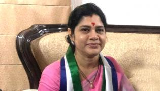 Thota Vani Denies News Quitting YSR Congress Party - Sakshi
