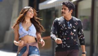 Manmadhudu 2 Post Production Work On Full Swing - Sakshi