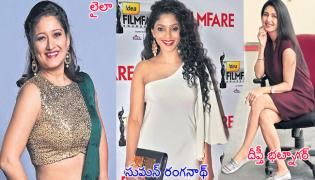Old Actresses Re Entry in Movies Special Story - Sakshi