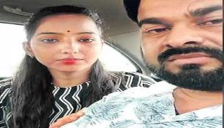 Special Story On BJP MLA Rajesh Mishra Daughter - Sakshi